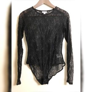 Kate Young x Target Lace Bodysuit